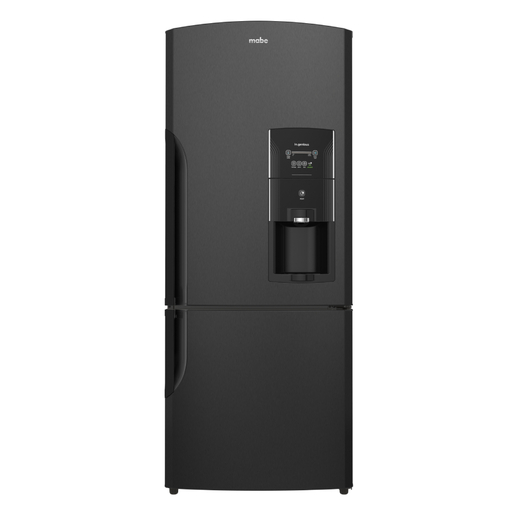 Refrigerador Bottom Freezer 520 L (19 pies) Black Stainless Steel Mabe - RMB520IBMRP0